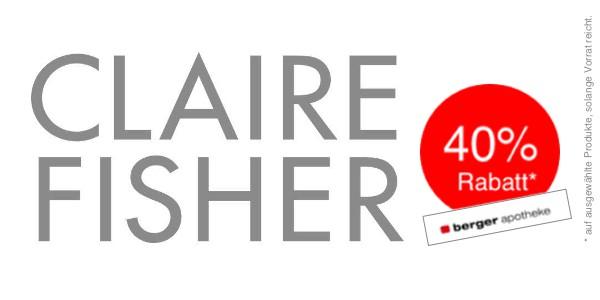 Auflösung Claire Fisher Sortiment