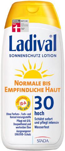 Ladival Sonnenschutzprodukte