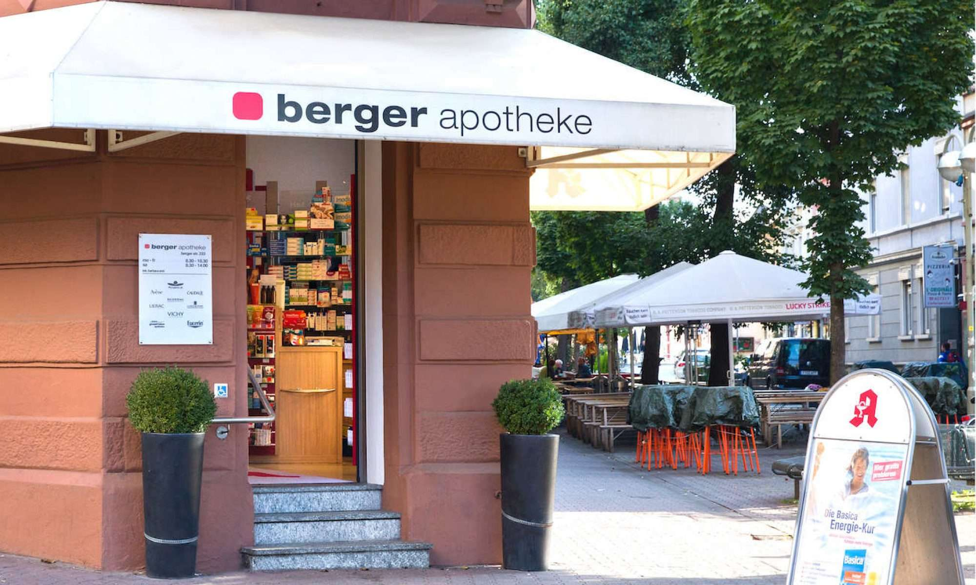 Berger Apotheke Frankfurt am Main