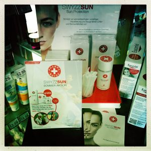 SWYZZSUN Premium Anti Aging Sonnenschutz