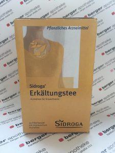 Sidroga Arzneitee Erkätungstee