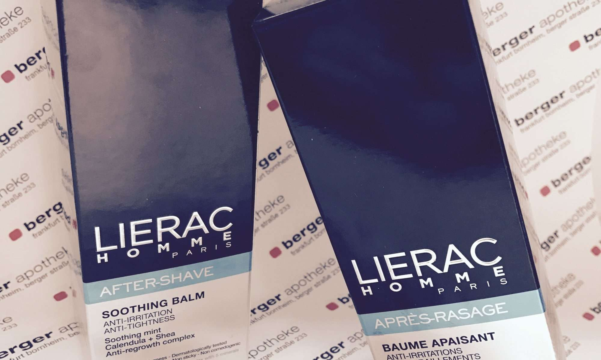 Lierac Aftershave Balsam