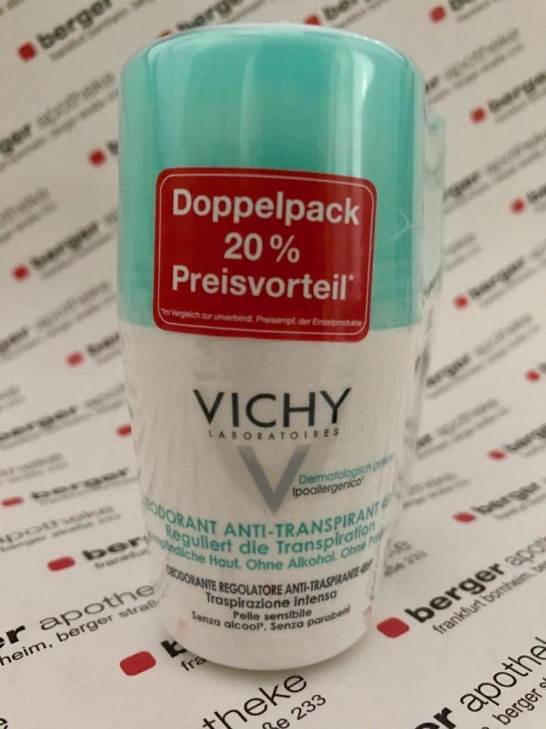 Vichy Deo im Doppelpack mit Preisvorteil
